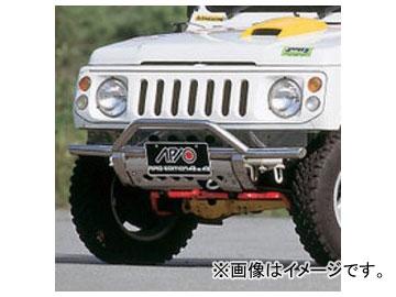 アピオ/APIO しし狩りバンパー・タイプ3 品番:3102-16 スズキ ジムニー JB31