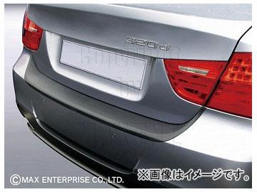 エムイーコーポレーション Clim Air リアバンパープロテクション ブラック 品番:411211 BMW E90 3シリーズ セダン 2009年~2012年