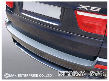 エムイーコーポレーション Clim Air リアバンパープロテクション ブラック 品番:411229 BMW E70 X5 2007年~2010年
