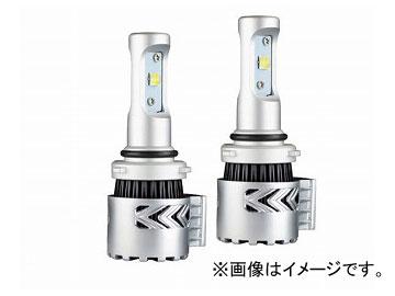 エムイーコーポレーション MAX Super Vision ハイパワー 36W/6000LM/6500k LEDフォグライトバルブ Evo.III HB4 6500k ノーブルホワイト 品番:226384