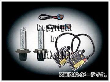 エムイーコーポレーション MAX Super Vision HID Evo.II 6000k 35W バルブ切警告灯対策専用セット 品番:236061 フォルクスワーゲン トゥーラン ~2005年