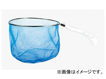下野/SHIMOTSUKE NEB鮎手網テクノソフト SP38 パールホワイト×ブルー JAN:4531373112848
