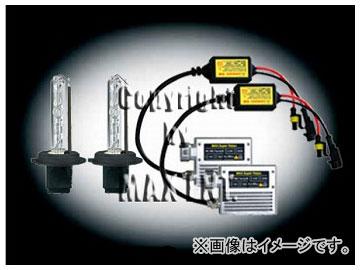 エムイーコーポレーション MAX Super Vision HID Evo.VII 6000k 35W バルブ切警告灯対策専用セット 品番:238424 フォルクスワーゲン トゥーラン 2006年~