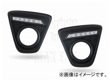 エムイーコーポレーション MAX Super Vision MAX-LEDデイタイムランニングライト付 フロントエアインテイク Type-2 品番:232739 マツダ CX-5 KE 2012年02月~