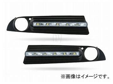 エムイーコーポレーション MAX Super Vision MAX-LEDデイタイムランニングライト付 フロントエアインテイク Type-2 品番:232713 BMW E61 5シリーズ ワゴン