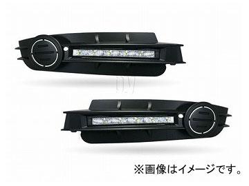 エムイーコーポレーション MAX Super Vision MAX-LEDデイタイムランニングライト付 フロントエアインテイク Type-2 品番:232730 アウディ A6 4F/C6 セダン