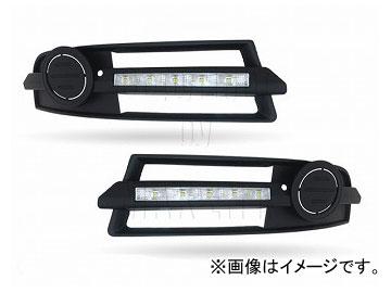 エムイーコーポレーション MAX Super Vision MAX-LEDデイタイムランニングライト付 フロントエアインテイク Type-2 品番:232731 アウディ S6 4F/C6 セダン