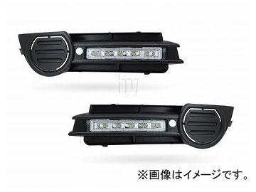 エムイーコーポレーション MAX Super Vision MAX-LEDデイタイムランニングライト付 フロントエアインテイク Type-2 品番:232724 アウディ A3 8P ハッチバック