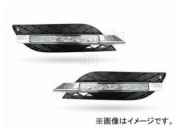エムイーコーポレーション MAX Super Vision MAX-LEDデイタイムランニングライト付 フロントエアインテイク Type-2 品番:232703 W211 Eクラス 2006年~2009年