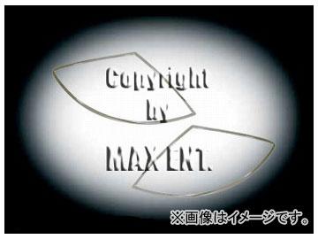 エムイーコーポレーション ZONE クロムテールレンズトリム 品番:245167 メルセデス・ベンツ W216 CL