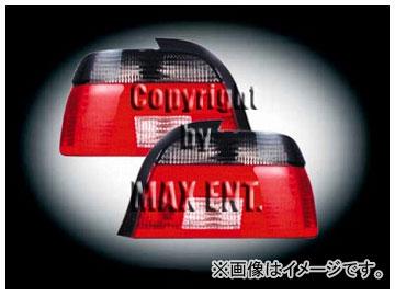 エムイーコーポレーション HELLA LEDテールレンズ スモーク/レッド セリス '01-ルック タイプ-4 品番:210250 BMW E39 5シリーズ セダン ~2000年