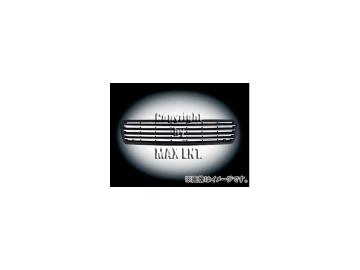 エムイーコーポレーション ZONE マークレスグリル ブラック/クロムライン 品番:239846 アウディ B4 80