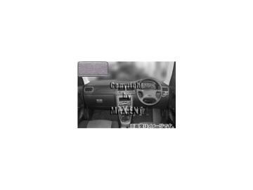 エムイーコーポレーション Herbert Richter インテリアパネル アルミルック 品番:620516 フォルクスワーゲン ゴルフ4 RHD