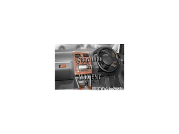 エムイーコーポレーション Herbert Richter インテリアパネル ウォルナットルック 品番:620542 フォルクスワーゲン トゥーラン RHD