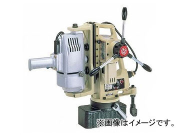 日東工器 携帯式磁気応用穴あけ機 アトラマスター M-250AD 100V
