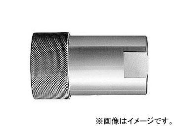 日東工器 ハイパーHSPカプラ ソケット HS型(おねじ取付用) 8HS-PV
