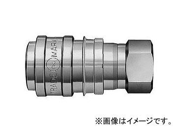 日東工器 S210カプラ ソケット おねじ取付用 S210-8S X100