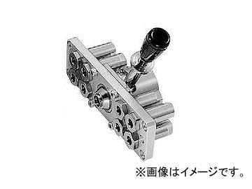 日東工器 マルチカプラ MAM型 ソケット(8ポート型) MAM-1S-8
