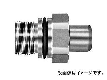 日東工器 マルチカプラ プラグ MAT型(ねじ固定型) MAT-4P