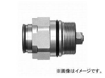 日東工器 マルチカプラ ソケット(中圧用ねじ固定型) MALC-12S