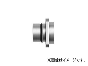日東工器 マルチカプラ プラグ(高圧用フランジ固定型) MALC-2HP-FL