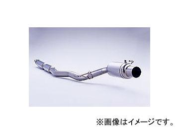 フジツボ Super Ti(砲弾タイプ) マフラー 480-32061 ミツビシ ランサーエボリューション IX GH-CT9A 4G63 2005年03月~2007年09月