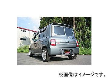 フジツボ Legalis K マフラー 450-80614 スズキ アルト ラパン TA-HE21S K6A SS 2WD 2003年09月~2007年05月