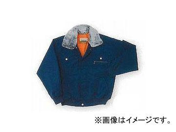 ラカン T/C防寒ジャンパー ネイビー Big 5850