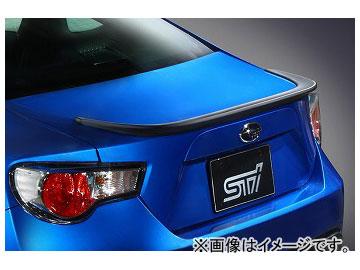 STI トランクスポイラー マットブラック ST96050AS230 スバル BRZ ZC 2012年03月~
