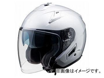 2輪 FIORE ヘルメット Turismo シルバー 選べる3サイズ FH-003