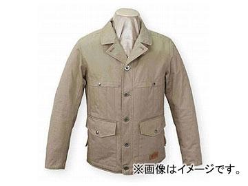 2輪 カドヤ K'S PRODUCT RM ワークジャケット ブラウン 選べる6サイズ No.6557