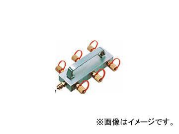 デンゲン/dengen クーラ・マックスシリーズ 回収用6連結ヘッダー CP-HD 6
