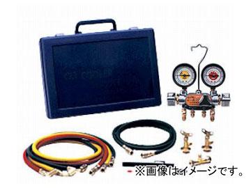 デンゲン/dengen クーラ・マックスシリーズ ガスチャージセット 10点セット CP-3VS