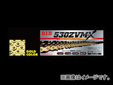 2輪 D.I.D ZVM-Xシリーズ シールチェーン ゴールド 94L ドゥカティ 916 SPS 996cc 1997年~