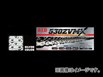 2輪 D.I.D ZVM-Xシリーズ シールチェーン シルバー 130L ヤマハ FZ1 フェザー 1000cc 2006年~2010年
