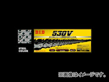 2輪 D.I.D Vシリーズ シールチェーン スチール 120L 630VS