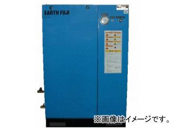 富士コンプレッサー/FUJI COMPRESSOR 空気圧縮機 給油式パッケージ形 エアードライヤ非搭載形 1段圧縮 NLP-37MT
