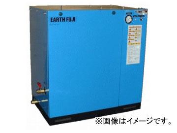 富士コンプレッサー/FUJI COMPRESSOR 空気圧縮機 給油式パッケージ形 エアードライヤ非搭載形 2段圧縮 NLP-W-37MT