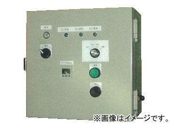 輝い COMPRESSOR 空気圧縮機 富士コンプレッサー/FUJI 台数制御盤 FAC-H3:オートパーツエージェンシー-DIY・工具