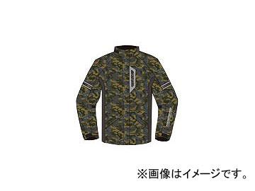 2輪 コミネ RK-539 ブレスターレインウェア フィアート コミネカモ 選べる6サイズ 03-539