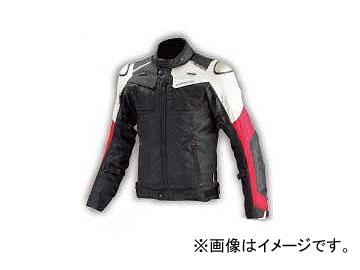 2輪 コミネ JK-588 フルイヤーチタニウムジャケット Black/Red 選べる6サイズ 07-588