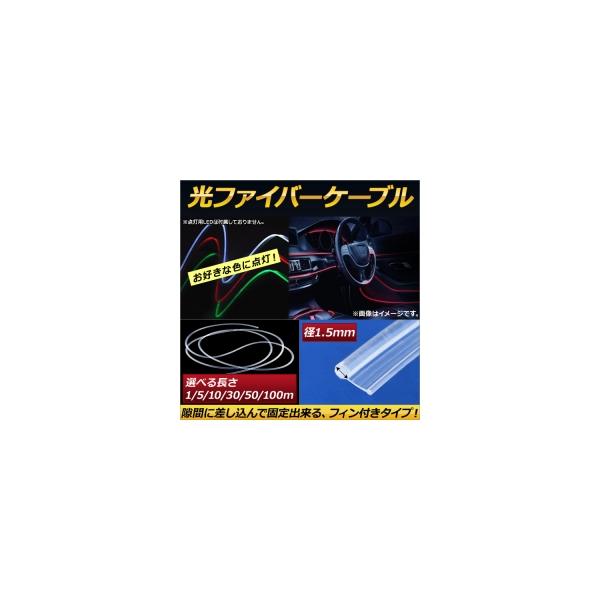 【驚きの値段で】 AP 光ファイバーケーブル フィン付き 径1.5mm 径1.5mm 100メートル 100メートル フィン差込みタイプでしっかり固定! AP AP-UJ0176-1.5MM-100M, 漆器のしもむら:680cb5c7 --- anekdot.xyz