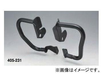 送料無料! 2輪 キジマ エンジンガード ブラック ホンダ NC750S/X/DCT
