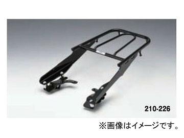 2輪 キジマ リアキャリア ブラック 210-226 ヤマハ YZF-R25