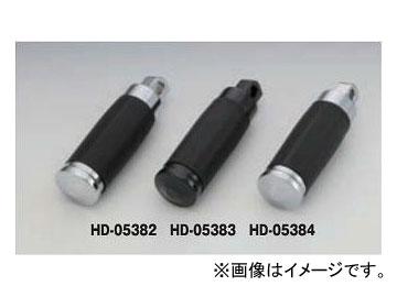 2輪 キジマ フートペグ カンツァータイプ クロームメッキ HD-05382 入数:1セット(左右)