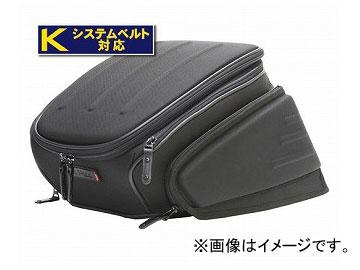 2輪 タナックス エアロシートバッグ2 ブラック 220(H)X320(W)X400(D)mm (最小時)~320(H)X320(W)X400(D)mm (最大時) MFK-142