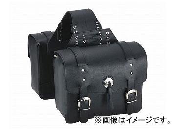 2輪 タナックス アメリカンサイドバッグ3 ブラック (H)270×(W)330×(D)130mm(片側) MFA-8