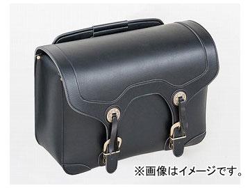 2輪 タナックス アメリカンシングルサイドバッグ5 ブラック (H)320×(W)430×(D)180mm MFA-18S