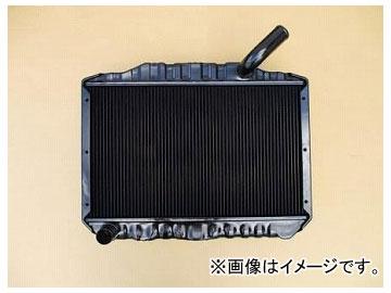 国内優良メーカー リビルトラジエーター 参考純正品番:16081-5190 ヒノ レンジャー FC3J J07C MT