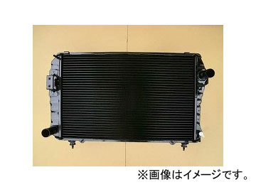 国内優良メーカー リビルトラジエーター 参考純正品番:16400-64370 トヨタ ライトエース